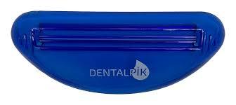 Купить <b>выдавливатель зубной пасты</b> (синий) <b>Dentalpik</b>, цена на ...