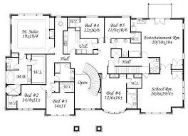 House Plan Drawing   VAlineDrawing House Plans