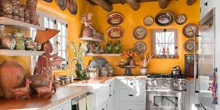 new mexico home decor: new new mexico kitchen decor artistic color decor beautiful