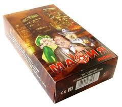 <b>Настольная игра Нескучные игры</b> Мафия Люкс — купить по ...