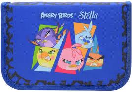 <b>Action</b>! Пенал Stella by Angry Birds цвет синий — купить в ...