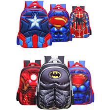 SUPERSPORT SPIDERMAN SUPERMAN IRONMAN CAPTAIN KID ...