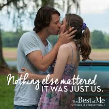 the best of me can true love ever rewrite the past this is the new epic love story from the multi million copy bestselling author of the notebook the lucky one and the