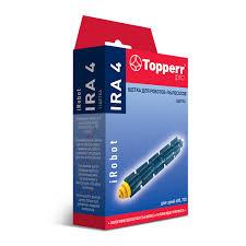<b>Щетка</b>-<b>вал Topperr IRA 4</b> для пылесосов iRobot Roomba 600/700 ...