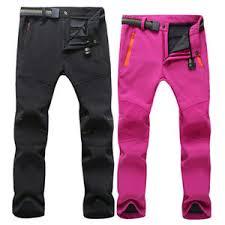 <b>Women</b> Waterproof <b>Outdoor</b> Winter Thermal Pants <b>Hiking Skiing</b> ...