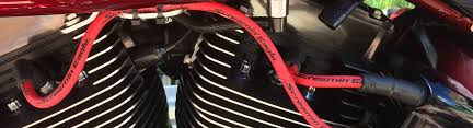 Indian <b>Motorcycle Ignition</b> & <b>Spark Plug</b> Wires - MOTORCYCLEiD.com