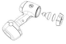 3М <b>Лампа</b> для цветоподбора Sun Gun II™