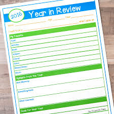 year in review questionnaire printable the resourceful mama start a new tradition this new year s and have your child complete this printable year