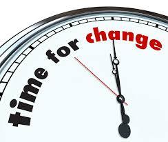 Resultado de imagem para hora de mudar