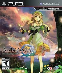 atelier ayesha the alchemist of dusk playstation ign