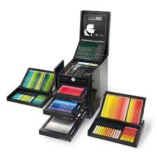 <b>Набор Faber</b>-<b>Castell</b> KarlBox 350 предметов для графики - купить ...