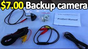 How to Install a BACKUP <b>CAMERA</b> in Your <b>Car</b> ( Do It Yourself ...