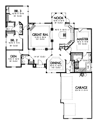 House Plans With Attached Garage On Side
