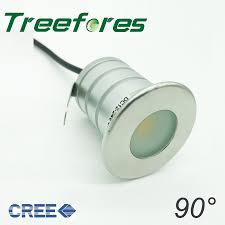3W <b>IP67 12V LED</b> Downlight <b>CREE</b> Outdoor Street Underground ...