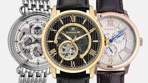 Недорогие бренды <b>часов</b>: <b>Thomas Earnshaw</b>