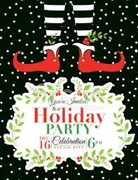 doc 792612 christmas party invitation templates sndclshcom xmas party invitations templates template