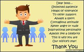 thank you notes for boss messages and quotes to say thanks thank you note for boss