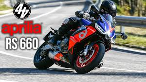 <b>Aprilia</b> RS 660 Review   First Ride - YouTube