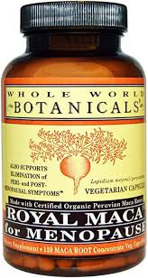 WHOLE WORLD BOTANICALS Royal Maca For ... - Amazon.com
