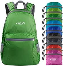 G4Free <b>Ultra Lightweight Packable Backpack</b> Travel Hiking Daypack