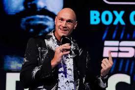 Tyson Fury v Tom Schwarz: Watch on TV, live stream, date, UK time ...