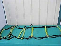 12 Rungs Agility Training Aid Ladder Perfect For Aspiring Athlete ...