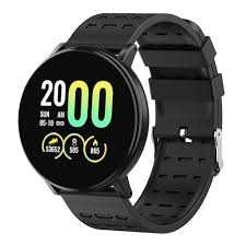 <b>Gocomma 119Plus</b> Dual Color Strap Smartwatch - weddmegonline