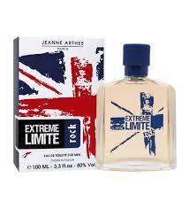 <b>Jeanne Arthes Extreme</b> Limite Rock EdT
