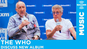 The Who's <b>Pete Townshend</b> & Roger Daltrey Want to Write New Album