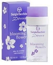 Sergio Tacchini Donna <b>Blooming Flowers</b> - <b>Туалетная вода</b>: купить ...