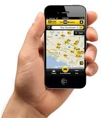 Que pensez vous de ca.......la possibilitée de commander un taxi ? Images?q=tbn:ANd9GcRNvm8ThYmFmRSmAI-o1-j7Abw4_WMD_6AkTxELwyrIrCSK1mvqkw