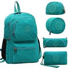 ACEPERCH Casual Original Bolsa <b>School</b> Backpack for Teenage ...