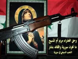 Risultati immagini per cristiani in Siria