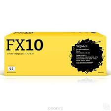 Купить T2 TC-CFX10 <b>картридж</b> для Canon FAX-L100/120/140/160 ...