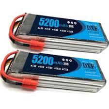GTFDR Power Lipo Battery <b>11.1V</b> 6000mah 25C <b>3S</b> AKKU Batteria ...