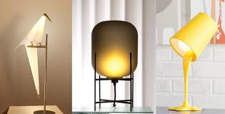 50 Uniquely Cool <b>Bedside</b> Table Lamps That Add Ambience To ...