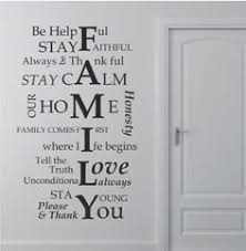 wall decal family art bedroom decor x large family wall decor family i love you wall saying vinyl lettering art decal quote sticker home decal nursery wall sticker decor boys and girls room