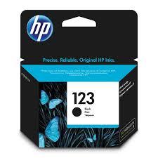 <b>Картридж HP</b> F6V17AE (№<b>123</b>), черный, для струйного принтера ...