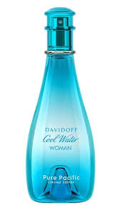 <b>Davidoff Cool Water</b> Woman Pure Pacific Summer 2012 : an airy ...