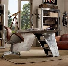 industrial style desk unique design home office desk full
