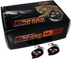 Характеристики <b>Автосигнализация Leopard NR 300</b>: подробное ...