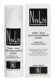 <b>New Line Крем</b>-гель для проблемной кожи 30 мл — купить в ...