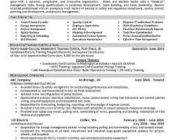 isabellelancrayus picturesque resume training consultants and isabellelancrayus fetching sampleresumebcjpg captivating electrician resume example and remarkable pictures of resume also design a