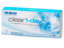 <b>Контактные линзы ClearLab Clear</b> 1 Day (30 линз 8 7 2) - ElfaBrest