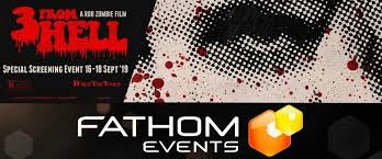 Tickets for 3 From Hell/Fathom Events screening on sale now ...
