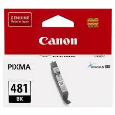 Купить <b>Картридж</b> струйный <b>Canon CLI</b>-<b>481</b> BK (2101C001 ...