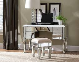 1000 ideas about mirrored vanity on pinterest mirror tray vanities and vanity tray added drama mirrored bedroom furniture