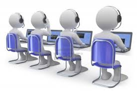 want a thriving business focus on avatar robo calling software 9779804 employees working in a call center