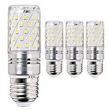 Hzsane <b>LED Corn Bulbs</b>, <b>E27</b> Edison Screw, 12W, 1200Lm, 6000K ...