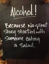 Funny Bar Signs on Pinterest | Bartender Funny, Beer Drinking ... via Relatably.com